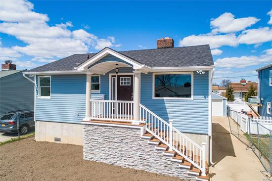 Nestled In The Heart Of Freeport, Moments Away From The Famous Nautical Mile. Lifted and fully compliant to FEMA standards and Code. This Renovated home features 3 Bedrooms. 2 Bathrooms. Spacious Master Suite and a Living Room / Dining Room Combo