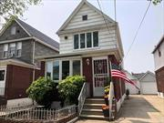 Det 1 family move in condition - Features - New hot water heater (50 gal), updated boiler - gas heat-windows-wood floors - granite in kitchen and bath - full finished basement/stand-up attic - 6 split A/C units-garage and private yard - Close to shops and transportation.