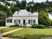 Center Hall Charmer In The Woods Area. Lr W/Fpl, Spacious Fdr, Vaulted & Skylit Family Room, Gas stove. Great location , Near Everything