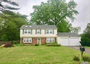 4 Bdrm 2.5 Baths Gladstone Colonial , new oil tank , updated burner, large EIK, Large rear yard, great street, close to all.