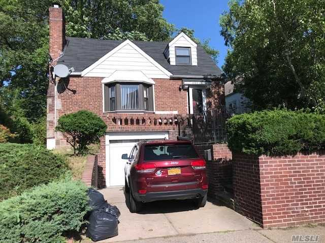 Jamaica Estates Well maintained & updated 1st & 2nd Floor For Rent, with 3Br, 2Ba. Two floors Interior around 2268 sf. (btw, Basement is for landlord use.) West exposure, right cross street from St. John's Uni. Gate #1. Q30 stop at front sidewalk, 1 block south of Union Tpke Q46 connecting to E, F train, 1 block north of Grand Central Pkwy. exit. Convenient to all you need.