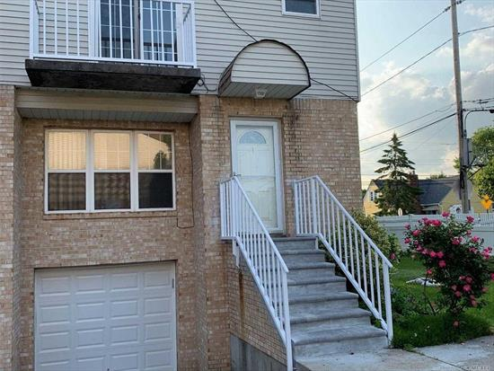 Super nice, updated home with 3 bedrooms, kitchen with new appliances, use of backyard, garage .