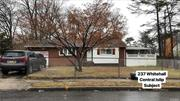 Now Vacant - 3 Bed 1 Bath Ranch with attached garage and full basement
