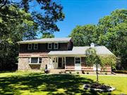 Beautifully Updated Spacious Colonial On Large Private Flag Lot. Great Home For Entertaining Inside & Out. Updates Include: CAC 2017, Second Floor Hardwood Floors 2017, Upgraded 200 Amp Electric 2017, Home Automation 2017, Alarm System, SS Appliances 2019, Hot Water Heater 2019, Looploc Pool Fence 2017, Recessed Ceiling Lights & Speaker System 2017. Welcome To Your New Home.