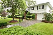 Located On Tree Lined Street, In The Sought After Melville Triangle Area. This Professionally Landscaped Split Offers 3 Bedrooms And 2 Full Baths On 1/4 Acre With IG Pool W/ New Liner. Conveniently Located Near Houses Of Worship, Shopping, Parkways And LIRR