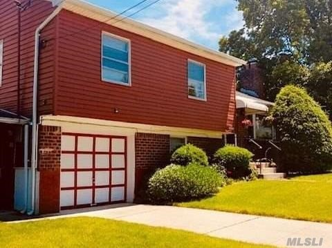 Just Arrived- Split Level Located In Private/Exclusive Weeks Woodlands Section Of Bayside. Update include Arch. Roof, 150 Amp Elec, New Boiler, Recently updated Central Air and French drain system. Hardwood floors throughout. 6, 600 Sq Foot Lot Convenient To Bay Terrace Shopping Center And Bayside Lirr.