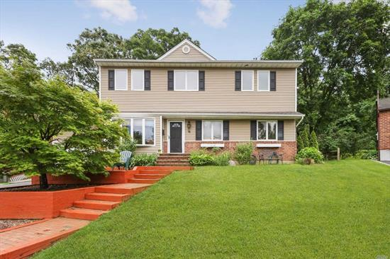 Totally Renovated & Expanded In 2007: Windows, Roof, Siding, CAC, 2nd Story, Kitchen Granite Counters, 1BR On Main Level With Full Bath, Living Room w. Fireplace, MBR w. Cathedral Ceilings & Skylights, .75 Acre, Cul-De-Sac, & More!