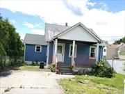 Expanded Cape with 2 bedrooms and 1 bath. Amityville Schools. Close to shopping, transportation and major roadways.