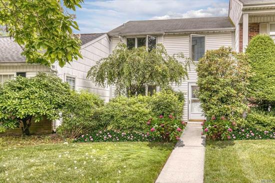 Priced to Sell! 3 Bedroom, 1.5 Bath Townhome in Strathmore Court on Cul-de-Sac! Great Location Backing Large Private Grounds! EIK w/Oak Cabinets, Ceramic Tile, Hardwood Floors, Hi Hats, Ceiling Fans, Moldings, Newer Bath, Re-insulated Attic by PSEG, CAC, Andersen Windows, Just In Need of a Little TLC to Make it Your Own! Amenities Include: Pool, Tennis, Playground, Clubhouse with Gym, & More!