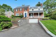 Classic Munsey Park Colonial. Vacant and ready to go. Excellent Condition. New kitchen. Floors redone, whole house painted, all wallpaper removed, new carpeting. BEAUTIFUL FLAT, DEEP, REAR YARD! Steps to Munsey Park School. LOW taxes!!