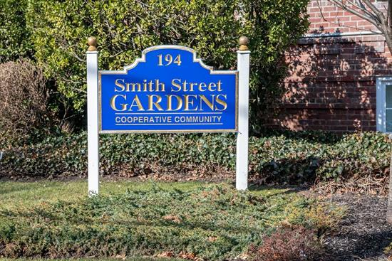 Welcome Home To Smith Street Gardens. This Lovely 2nd Floor Unit Boasts A 3 Year Young Kitchen & 2 Year Young Bathroom. Over-sized Rooms And Great Flow. Plenty Of Closets. Great Location.