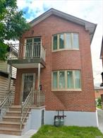 NEWLY BUILT BIRCK HOUSE. SEPARATE ENTRANCE. 3 BED ROOMS 2 FULL BATHS. HARDWOOD CABINET, GRANITE COUNTERTOP, ENGERY EFFICIENT STAINLESS APPLIANCES. FRONT & BACK BALCONY. MINS OF WALK TO SUPERMARKET, KISSENA PARK, BUSES. CLOSE TO QUEENS COLLEGE & I495 EXPRESSWAY. $2400 WATER INCLUDED.
