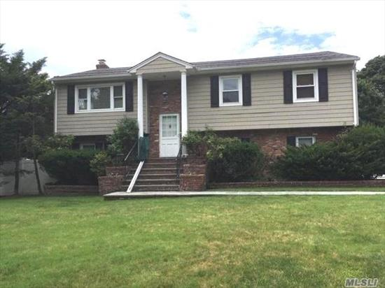 Apartment on Second Floor above a Professional Office. Living Room, Dining Area, Kitchen, Master BR w/ Full Bath, Guest BR, Hall Bath, Office. Utilities included. Close to shops, restaurants and train station.Attic Fan in Addition to CAC.