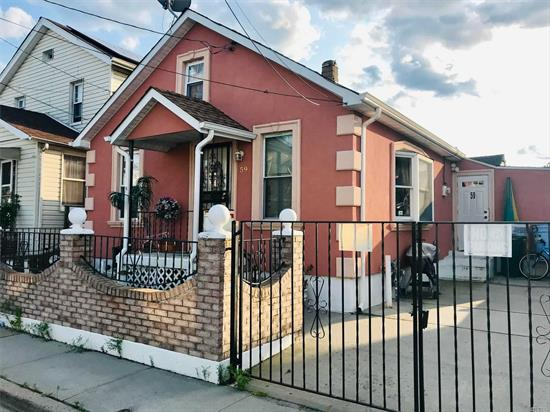 Great Opportunity To Own This Affordable Ranch Style Home In Inwood, Long Island. This house Has Been Well Kept And Updated By The Current Owners. Features A Newer Kitchen, Bathroom, Appliances, Updated Exterior, And Private Driveway. The Q114 Bus Line Is Around The Corner And Minutes Away From NY 878 & LIRR. Call Today To Set Up A Private Viewing.