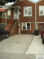 Floral Park Queens, Large two bedroom apartment , Large living room, Updated EIK with Granite counter top and microwave. Full bath with marble shower, new vanity.New kitchen Floor. Full use of yard, and must be maintained by tenant.1 parking space in driveway, gas cooking, Updated Windows, Near Shopping and transportation. References and Credit Check required.