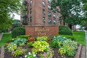 Largest 1 BR In Windsor Park! Gorgeous, Spotless Unit W/Great Floor Plan, Living Room, Dining Area, Bedroom & Bath. Kitchen & Bath Have Been Updated! 4 Huge Closets Provide Ample Storage, Hardwood Floors. Coop Recently Installed All New Windows With 2 New A/C Units, New Video Intercom System & New Elevator. Laundry In Basement. Olympic Sized Swimming Pool With Snack Bar, Amazing New Gym Facility Currently Under Construction! Close To Shops, Restaurants, Buses/Express Buses, Highways!