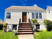 Location! Location! Location! Howard Beach; This 1 Family Cape Features A Full Basement, Living Room, Kitchen, 4 Bedrooms And A Full Bathroom. This Property Has A Private Driveway And It's Conveniently Located Near Public Transportation (Blocks from A & S Trains And The Q11 Bus), Major Highways, Schools, Places Of Worship, Shopping Areas And Restaurants Etc. Don't Miss This Opportunity!