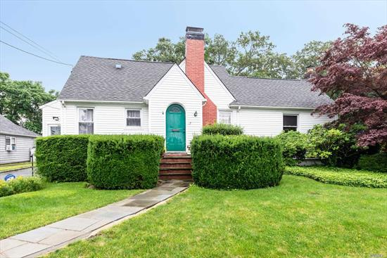 Charming Home on Private Beautiful Property with gardens and Treed area in back of Yard... great for entertaining or Quiet enjoyment... Convenient to nearby Highways and Amenities...a few blocks to School and Playground ..close to shopping and a short drive to Park, Playground, Beach and Boating.....