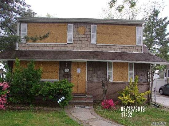 Fully dormered cape, large yard, excellent schools. Close to all