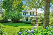 Character and Charm abound in this 3bdrm, 2 bth home. Tastefully updated w/exquisite kitchen w/wood cabinets, SS appl, quartzite counters, cork flr. Sparkling hart pine flrs throughout, CAC, Mstr Bdrm w/built-ins. Updated electric, fshd bsmt, two working frplcs, Lg Frml Dng Rm & Lvg Rm. Steps to Stonybrook Village, Creek for kayaking at end of road.3Village SD
