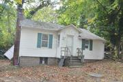 Renovated Cottage with new kitchen and bath. Full basement offering great storage.