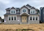 Totally Brand New Construction-Colonial Home w/ 3200 Sq Ft of Living Space!! This Energy-Star Rated Beauty Boasts a Chefs Kitchen w/ Lrg Island/Quartz Ctrps/SS Appls, 2.5 Custom Tiled Baths, Large Family Rm w/ Fpl, Beautiful Detail Work w/ Crown Mouldings & Wainscoting, Huge Basement w/ 8' Ceilings & OSE, 2-Zone HVAC SYS w/ Hydronic HW , IGS, 2-Car Att Garage & Pvt Yard w/ PVC Fence! Hurry while you can still Customize! This Reputable Contractor Builds w/ True Craftsmanship! Not in a Flood Zone.