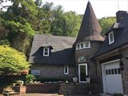BEAUTIFUL HISTORIC COTTAGE ON PRIVATE SERENE ESTATE WITH A POND VIEW. FOUR BEDROOM, 3 FULL BATH AND 1/2 BATH, UPDATED KITCHEN, SUNROOM, LIVING ROOM, FLOORS UPDATED, NEW WINDOWS, LAUNDRY AREA, PRIVATE ENTRANCE , PATIO, AND PLENTY OF PARKING, DETACHED TWO CAR GARAGE .