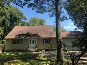 Location! location! Cape is much larger than it appears! Enjoy the sun room, living room, dining room & backyard with pavers and in-ground pool. Separate room for washer & dryer with sink. 4 bedrooms and 3.5 baths, full basement, part finished with Outside entrance.