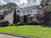 An Entertainer's Dream-Stunning Ashford Victorian in The Meadows. This 4 Bedrm, 2.5 Bath meticulously kept home has a formal LR & DR, EIK, Lg Food Pantry, Den w/lg Fireplace, 2 Car Garage, Office & Bath on 1st Fl. Beautiful wrap around porch. Recently updated Kitchen w/Granite counters and SS appliance, Gleaming hardwood floors throughout, Spectacular Master Bedrm w/master Bath, 3 spacious Bedrms w/lots of closets, Juliet Balcony, Stunning IG pool, Huge Deck for entertaining, CAC, Full Basement