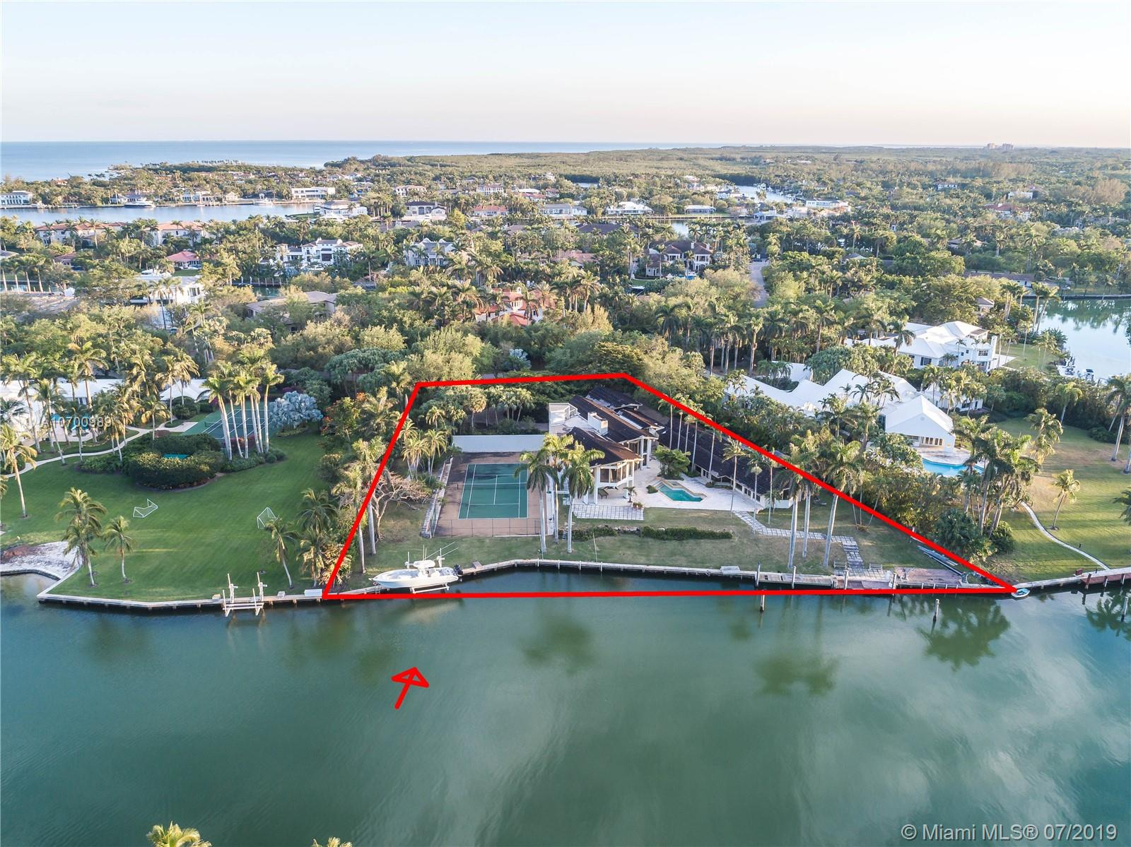 A Unique Waterfront Property Located On Desirable Leucadendra Drive In The Exclusive Guard Gated Waterfront Community, Gables Estates. This Large 1.62 Acre Lot Has 302 Foot Deep Water Frontage With A Very Rare Lagoon Shape Body Of Water In The Backyard Providing Ample Turning Basin For Large Yachts. Price Includes Floor Plans For A 15, 000 Square Foot Resort Style Home Designed By Renowned Architect Cesar Molina For What Would Be One Of The Most Exciting Homes In All Of Gables Estates.<Br /> You Can Buy Lot With Included Plans For The List Price Of $15, 900, 000 Or You Can Also Buy The Home Completed And Fully Built Out To Your Personal Taste For $35, 000, 000. A Blank Canvas With Endless Possibilities For A Boater'S Dream Home!