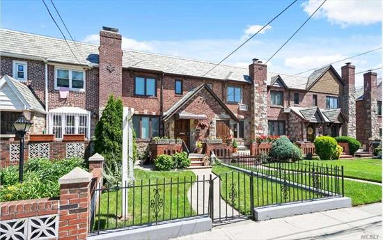 BEAUTIFUL 3 BEDROOM BRICK HOME THAT HAS HARDWOOD FLOORS , CENTRAL AIR CONDITIONING , GENEROUS SIZED BEDROOMS , MODERN BATHROOM , FINISHED BASEMENT , PLENTY OF EXPOSURES AND CLOSETS , ROOM FOR STORAGE , PARKING FOR 2 CARS AND MANY MORE AMENITIES