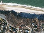 Build your dream water view home , bungalow is a knock down nestled on a shy 1/4 acre water views of long Island sound , deeded beach rights