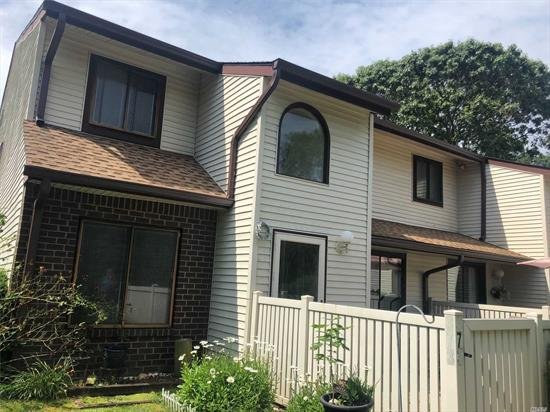One of the nicest golf course locations, corner property..Needs TLC..New stove, W/D, hot water heater, new 1/2 bath..Enjoy golf, gym, bowling & much more in this very active, gated community..Restaurant on premises..PETS WELCOME..