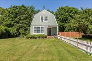 Come Take A Look At This Beautifully Updated 3 Bedroom Colonial Featuring Entry Hall, Updated Kitchen w/Black Stainless Appliances, Living Room, Formal Dining Room, Rear Mud Room, Hardwood Floors, Crown Moldings, Fresh Paint, New Light Fixtures, New Samsung Washer & Dryer, Andersen Windows, Full Basement, New Roof, New Fencing, New Cesspools, All On A .36 Acre Property With Spacious Fenced Yard And Super Low Taxes Of Only $6, 581.39 After Star.