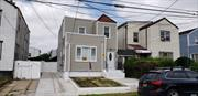 Renovated 2 family property with new roof, siding, new concerte yard, new electrical, new plumbing included 2 boiler and 2 hot water tank, new kitchens with grantie counter top, stainless steel appliances, new bathrooms. must see property, great income producer. closed to all amenties. Green acres mall 2 minute away.