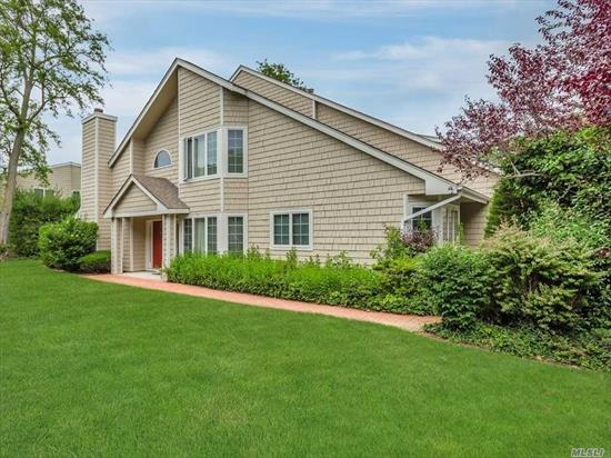 Windemere Community, 24 Hour Guard, Tennis, Pool, Club House, & Gym. Unit Has Master On Main Floor With Full Bath. Corner Property, Living Room With Vaulted Ceilings, Garage And Double Driveway.