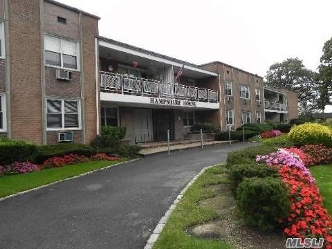 Beautiful building with great financials, Low maintenance, 2 Very Large bedrooms, Room for a Full size Dinning Room set, Double terrace opens from the master bedroom & the Living room, Storage Cage included at no additional fee, Parking Garage $55/month, outdoor parking lot $40/month. 2 LAUNDRY ROOMS on each floor. basic star reduction is $58.75 a month off the maintenance bringing it to $1001.48 a month.