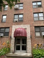 Located in the Heart of Forest Hills, tree-lined block. Immaculate Large Junior 4 , converted into bedroom/office. State of the art Kitchen with mahogany cabinets, stainless steel appliances. Dining/Living Room Combo, Modern bathroom, Large Master Bedroom, tons of closet space. Elevator building, laundry room, bike storage, huge common area with bbq grill. Indoor & Outdoor Parking Available on waiting list. Couple of blocks from Forest Hills High School, steps to NYC MTA, School District #28