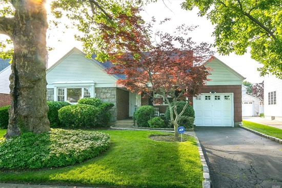 Wonderful Sun Filled Home in the Prestigious Lakeville Estates.Located on a picturesque Tree Lined Street. 5 Bedrooms 2 Full Baths. Large Basement. Beautiful Yard. Great Neck South Schools! Close to library, shopping and transportation. A Must See.