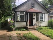 GREAT HOUSE FOR A GREAT PRICE. This house has 3 Bedroom, 2 bath, Living Room/Dining Room, EIK, 2 Full Bath, Wooden Floors, Finished Basement with Separate Entrance. House has some updates. This is AS IS SALE.