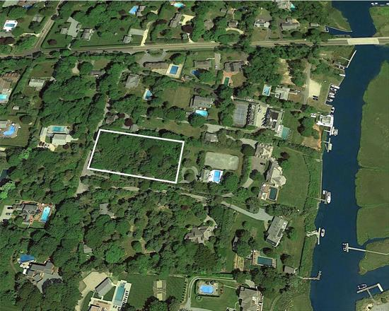 Build your dream home on this prime residential building lot on a charming private country lane in Westhampton. Just shy 1 acre and very convenient to Westhampton Beach village beaches, shops & restaurants. The perfect spot for quiet country living year round or seasonal. Enjoy, relax, and entertain in the heart of beautiful Westhampton.