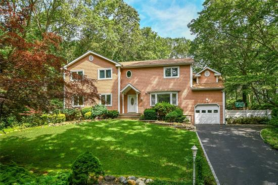 3 Bedroom, 3 Bath Colonial, Eat-In Kitchen, Formal Living Rm, Formal Dining Rm, 3 WIC, Wood-Burning Stove, Full Finished Basement
