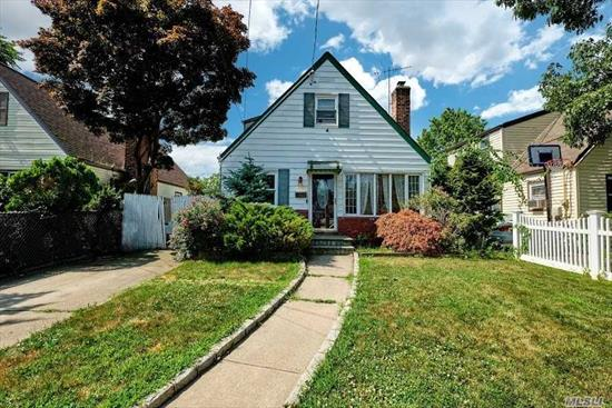 Must See! Cozy Single Family Home Located On Quiet Tree Lined Blocked, Gorgeous Hardwood Floor Throughout Common Areas, Spacious Living Space, Basement Washer & Dryer, Plenty Of Storage Space.. Close To Highway & Public Transportation!