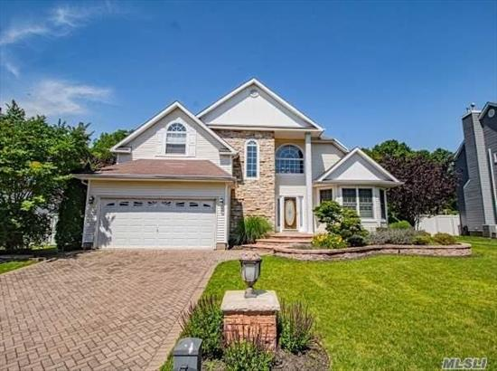 Absolutely Stunning 4Br 3.5 Bath Colonial Located In Summerfields Gated Community. 42 Cherry Kit W/S/S Appl. Corian Counters,  & Tile Floor. 3.5 New Baths W/Custom Tile And Gorgeous Vanities. Brazilian Cherry Floors, Fam Rm W/Stone Fpl. Full Fin Bsmt W/Wet Bar, Media Rm, Bath And Storage. Custom Moldings. 1/4 Acre W/Paver Patio, Driveway, Patio + Walkway. Taxes W/Star $14, 200. Common Fee $222