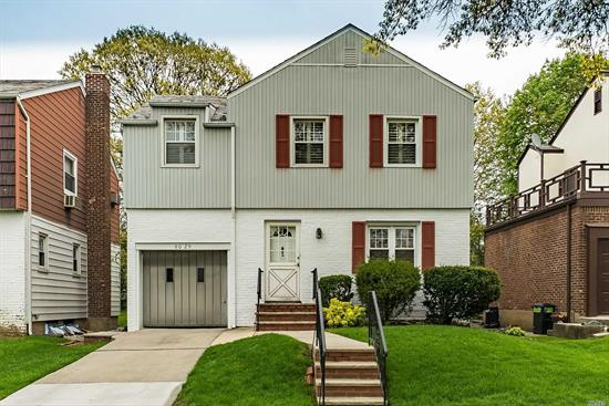 Bring your decorating ideas to this 3-bedroom colonial, and create the home of your dreams in Hollis Hills! Ideally located near parks, major highways, mass transit, shopping and zoned for P.S. 188, a Blue Ribbon school!