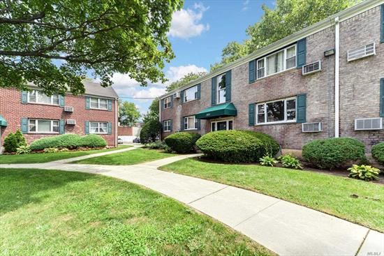 Welcome Home To This Well Maintained 1 Bedroom Coop In Valley Stream ... 1st Floor ... Beautiful, Park Like Grounds ... Close To Schools, Parkways, Shopping ... Call For More Information ...
