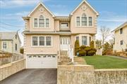 Almost New built in 2001, Grand scale rooms, fabulous kitchen open to Family Room with fireplace and sliding doors to deck. Beautifully manicured yard and much more.