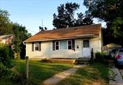 great whole house rental, 3 bedrooms, full unfinished basement, garage.