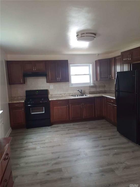 HUGE Renovated 2nd Floor Two Bedroom Apartment With A Balcony Off The Master Bedroom, Both Bedrooms Are HUGE!!! Renovated Bathroom & Eat In Kitchen, Driveway Parking Spot, Storage, Big Closets, Close To Public Transportation