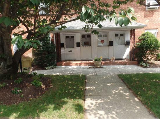 MOVE IN CONDITION. NEW PAINT AND CARPETING. WASHER & DRYER ON PREMISES. 1 PARKING SPOT. HEATING & WATER ARE INCLUDED.